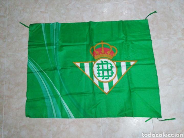 Coleccionismo deportivo: Caja soy betico, Real Betis Balompie ( 90X119 ) - Foto 18 - 223647835