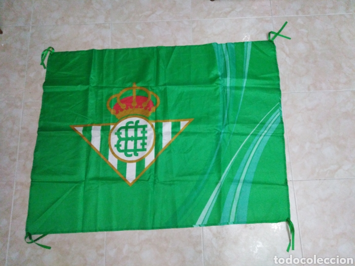 Coleccionismo deportivo: Caja soy betico, Real Betis Balompie ( 90X119 ) - Foto 19 - 223647835