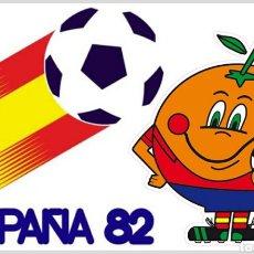 Coleccionismo deportivo: COMPRO LOTES DE OBJETOS DEL MUNDIAL 82 , CONTACTAR POR PRIVADO. Lote 228367800