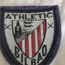 Coleccionismo deportivo: ESCUDO DE TELA DEL ATHLETIC BILBAO. Lote 228696580
