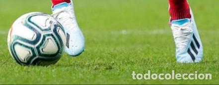 Coleccionismo deportivo: (F-201230)BOTAS DE MORATA AT.MADRID - FIRMADAS - MATCH WORN - Foto 2 - 229842160