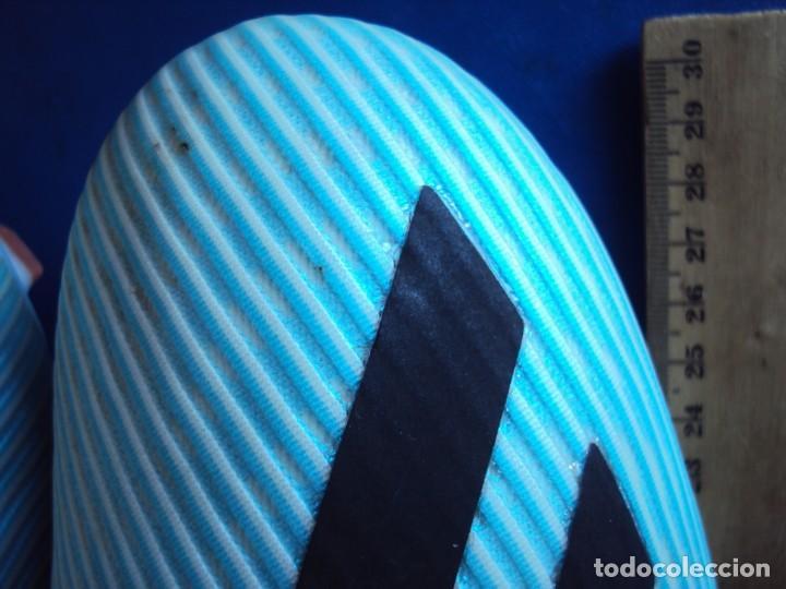 Coleccionismo deportivo: (F-201230)BOTAS DE MORATA AT.MADRID - FIRMADAS - MATCH WORN - Foto 13 - 229842160