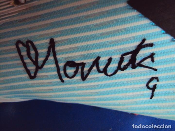 Coleccionismo deportivo: (F-201230)BOTAS DE MORATA AT.MADRID - FIRMADAS - MATCH WORN - Foto 14 - 229842160