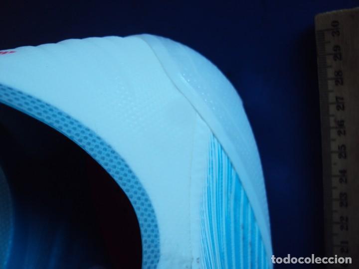 Coleccionismo deportivo: (F-201232)BOTAS DE MORATA AT.MADRID - FIRMADAS - MATCH WORN - Foto 14 - 229842620