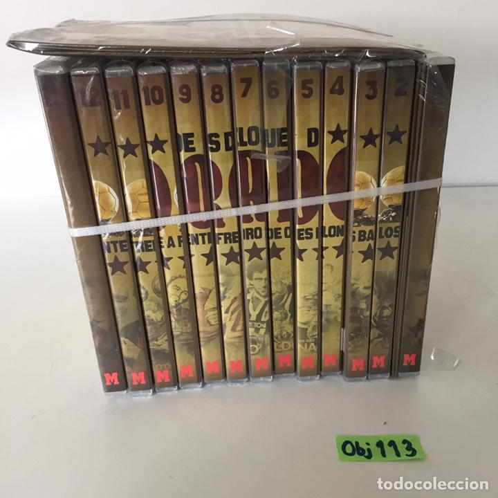 COLECCIÓN DUELOS DE ORO – MARCA DVD – SIN ESTRENAR (Coleccionismo Deportivo - Material Deportivo - Fútbol)