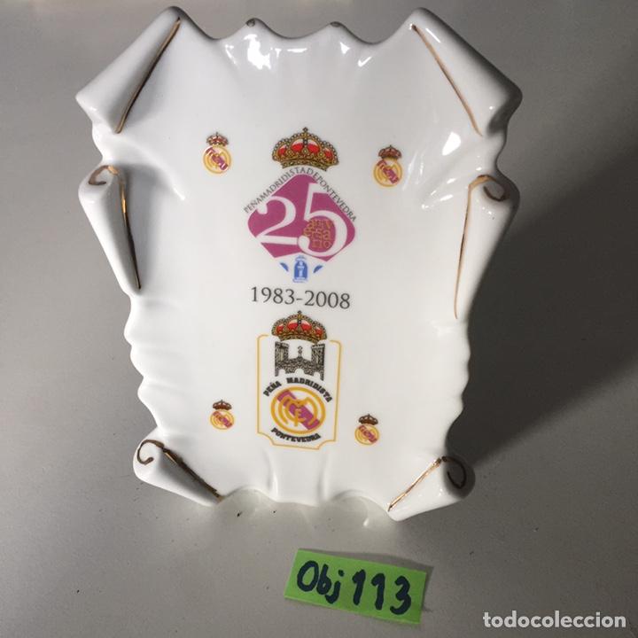 PEÑA MADRIDISTA DE PONTEVEDRA. 1983-2008 ARTE LOURO (Coleccionismo Deportivo - Material Deportivo - Fútbol)
