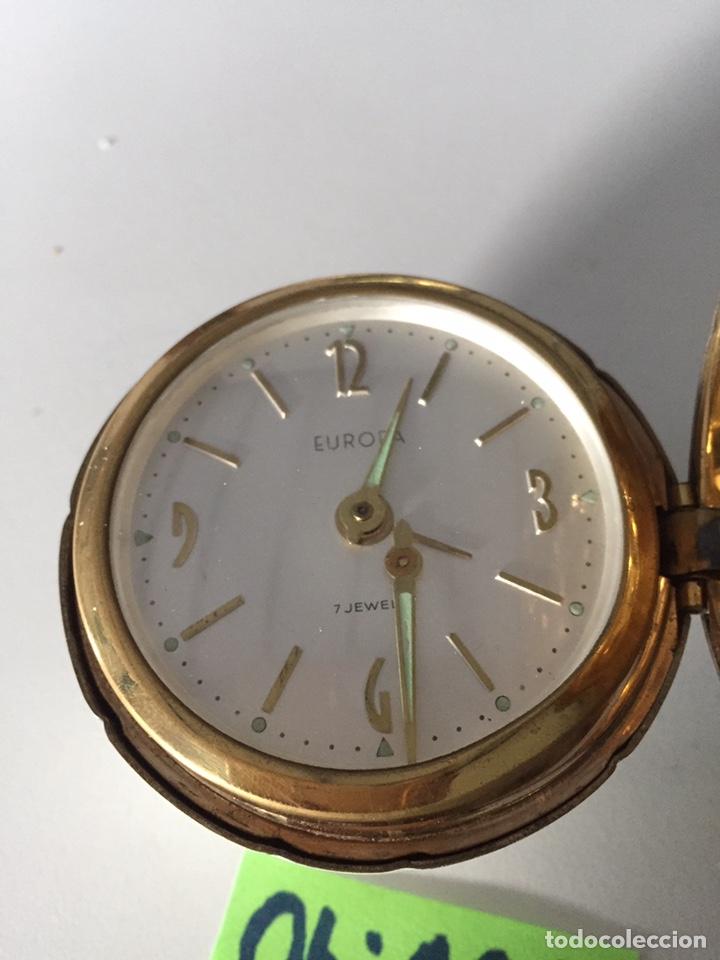 Coleccionismo deportivo: Reloj de mesa balón 1966 - Foto 3 - 230369870