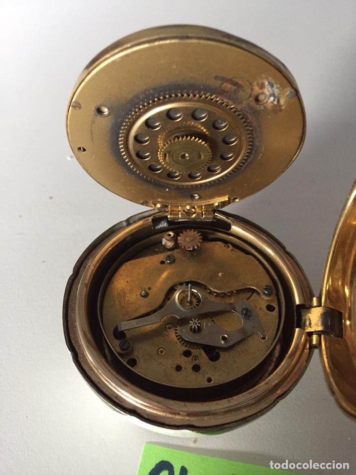 Coleccionismo deportivo: Reloj de mesa balón 1966 - Foto 4 - 230369870
