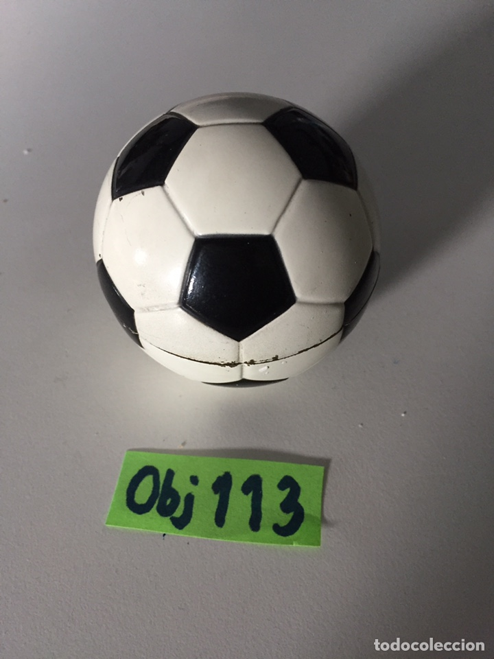 RELOJ DE MESA BALÓN 1966 (Coleccionismo Deportivo - Material Deportivo - Fútbol)