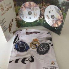 Coleccionismo deportivo: HISTORIAS CON ALMA REAL MADRID. Lote 230372445