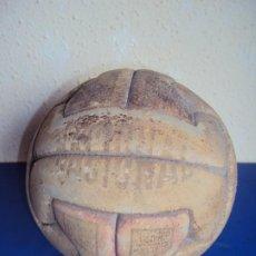 Coleccionismo deportivo: (F-201256)BALÓN PELOTA DE CUERO DE FUTBOL - NACIONAL - ESPECIAL PARA PRIMERA DIVISIÓN - 12 PANELES. Lote 230551430