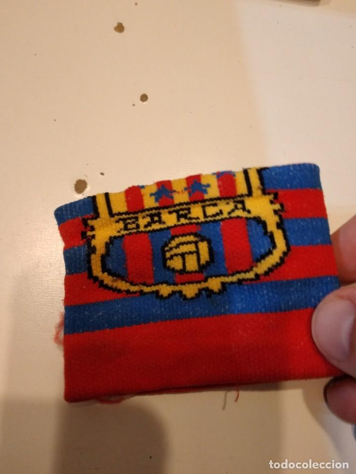 R-21N BRAZALETE DE CAPITAN DEL FUTBOL CLUB BARCELONA (Coleccionismo Deportivo - Material Deportivo - Fútbol)