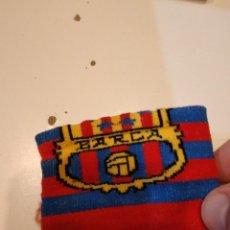 Coleccionismo deportivo: R-21N BRAZALETE DE CAPITAN DEL FUTBOL CLUB BARCELONA. Lote 232745910