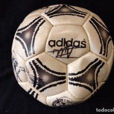 Collezionismo sportivo: BALON PELOTA TANGO ADIDAS SCORPION OFFICIAL FIFA FC BARCELONA ENTRE 1993 1995 CRUYFF. Lote 232956270