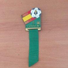 Coleccionismo deportivo: MEDALLA ESPAÑA 1982 DE JUGADOR ORIGINAL. Lote 233262305