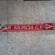 Collezionismo sportivo: BUFANDA REAL MURCIA. Lote 233382260