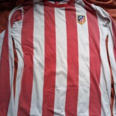Colecionismo desportivo: CAMISETA DE MANGA LARGA ATLÉTICO DE MADRID DISEÑO RETRO. Lote 233835535