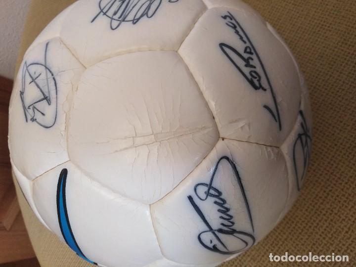 Coleccionismo deportivo: Balón firmado Unión Deportiva Salamanca - Foto 9 - 233842765
