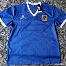 Coleccionismo deportivo: CAMISETA FUTBOL MARADONA ARGENTINA MUNDIAL 86. Lote 236247750