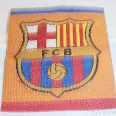 Coleccionismo deportivo: PARCHE DE TELA F.C.B SIN USO. Lote 236777395