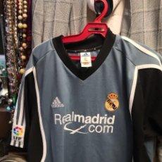 Coleccionismo deportivo: CAMISA REAL MADRID, PUBLICIDAD SIEMENS TALLA L. Lote 237285255