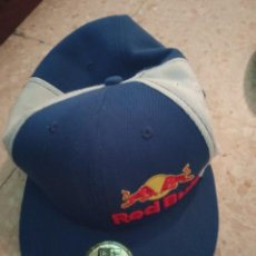 Coleccionismo deportivo: RED BULL TEAM GORRA CAP MOTO. Lote 237372155