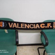 Coleccionismo deportivo: BUFANDA VALENCIA CF. Lote 238186610