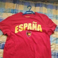 Coleccionismo deportivo: CAMISETA ESPAÑA LA ROJA 2008 EUROCOPA. Lote 243585755