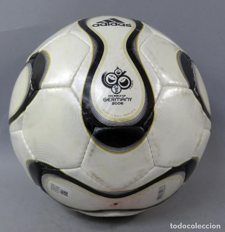 Coleccionismo deportivo: Balón fútbol Mundial Alemania 2006 Fifa Wordl Cup Germany Réplica Ball - Foto 2 - 243606960