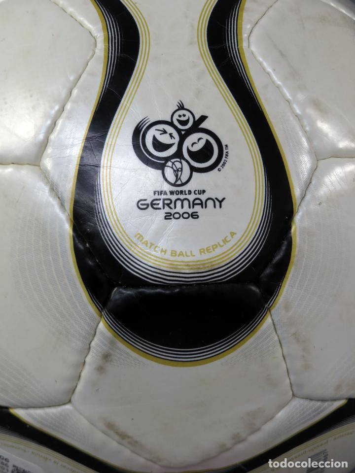 Coleccionismo deportivo: Balón fútbol Mundial Alemania 2006 Fifa Wordl Cup Germany Réplica Ball - Foto 3 - 243606960