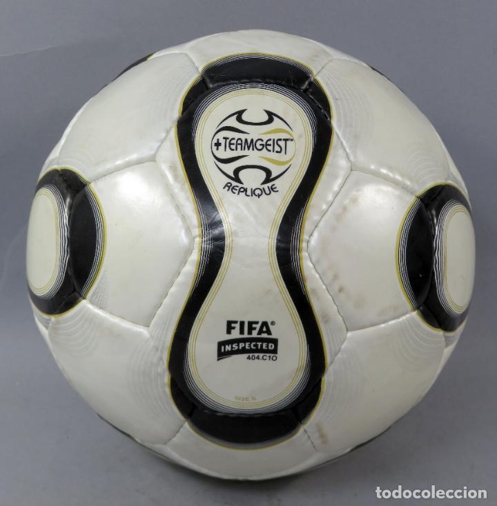 Coleccionismo deportivo: Balón fútbol Mundial Alemania 2006 Fifa Wordl Cup Germany Réplica Ball - Foto 5 - 243606960