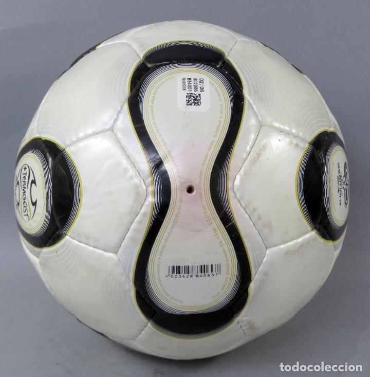 Coleccionismo deportivo: Balón fútbol Mundial Alemania 2006 Fifa Wordl Cup Germany Réplica Ball - Foto 7 - 243606960