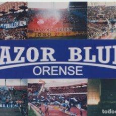 Colecionismo desportivo: FOTOMONTAJE RIAZOR BLUES DEPORTIVO LA CORUÑA ULTRAS HOOLIGANS. Lote 245398855