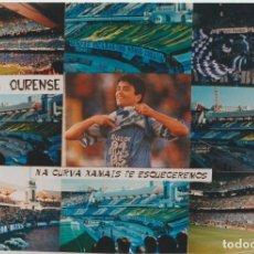 Colecionismo desportivo: FOTOMONTAJE RIAZOR BLUES DEPORTIVO LA CORUÑA ULTRAS HOOLIGANS. Lote 245399585