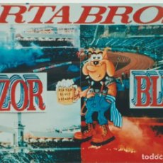 Colecionismo desportivo: FOTOMONTAJE RIAZOR BLUES DEPORTIVO LA CORUÑA ULTRAS HOOLIGANS. Lote 245399870