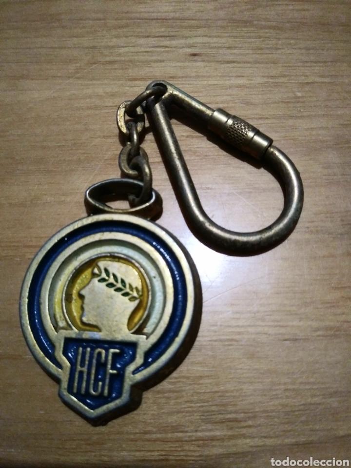 ANTIGUO LLAVERO DEL HÉRCULES CLUB DE FÚTBOL DE ALICANTE (Coleccionismo Deportivo - Material Deportivo - Fútbol)