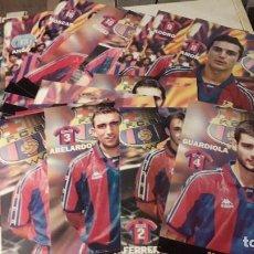 Coleccionismo deportivo: COLECCIONES DEL FC BARCELONA. Lote 246458205