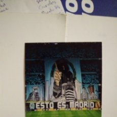 Coleccionismo deportivo: PEGATINA HOOLIGANS REAL MADRID ULTRAS. Lote 246774085
