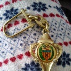 Coleccionismo deportivo: LLAVERO DEL CLUB DEPORTIVO HOSPITALET. Lote 248424710