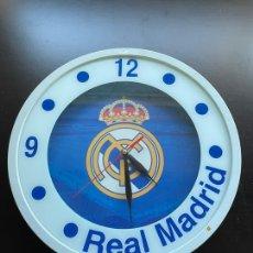 Coleccionismo deportivo: RELOJ DE PARED REAL MADRID. Lote 248583535