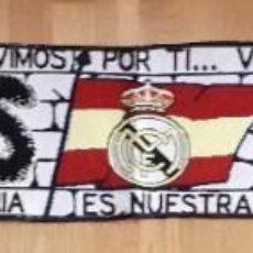 Coleccionismo deportivo: BUFANDA ULTRAS SUR REAL MADRID ULTRAS HOOLIGANS. Lote 287585858