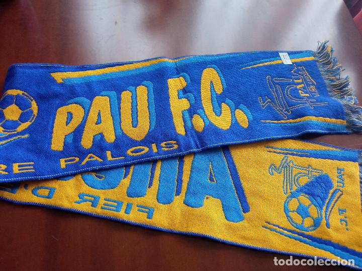 PAU FC FRANCE SCARF BUFANDA SCARF FOOTBALL FUTBOL (Coleccionismo Deportivo - Material Deportivo - Fútbol)