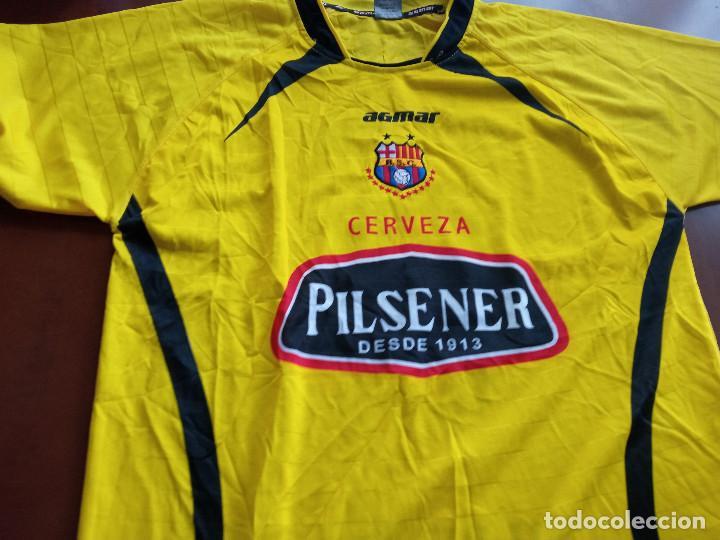 Coleccionismo deportivo: barcelona de Guayaquil Ecuador L - Foto 2 - 254000520