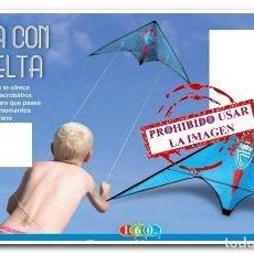 Coleccionismo deportivo: COMETA CELTA DE VIGO - FARO DE VIGO AÑO 2012. Lote 257611930