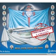 Coleccionismo deportivo: COLECCIONABLE LA VOZ DE GALICIA 2001/02. CELTA DE VIGO COMPLETO. Lote 257618090
