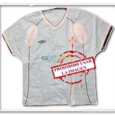 Coleccionismo deportivo: CAMISETA HINCHABLE CELTA DE VIGO - CAIXANOVA 2002. Lote 257623470