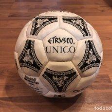 Coleccionismo deportivo: BALÓN ADIDAS ETRUSCO UNICO EURO 1990 1992. EUROCOPA.. Lote 257793010
