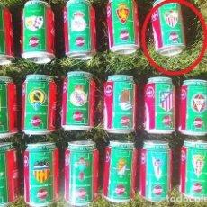 Coleccionismo deportivo: LATA COCA COLA LIGA 96/97 SEVILLA C. F.. Lote 261332035