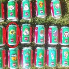 Coleccionismo deportivo: LATA COCA COLA LIGA 96/97 HÉRCULES DE ALICANTE. Lote 261332160