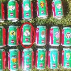 Coleccionismo deportivo: LATA COCA COLA LIGA 96/97 REAL MADRID. Lote 261332265